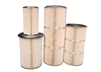 High Precision Ptfe Membrane Filter Cartridge , Durable Replacement Filter Cartridge